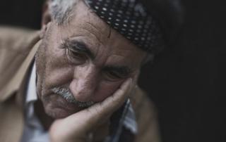 depresion en los ancianos