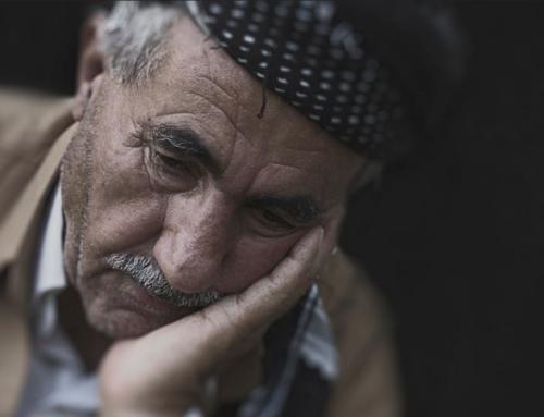 Depresión en los ancianos